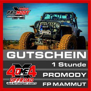 4x4 OME - Offroad Motorsport Events - Gutschein